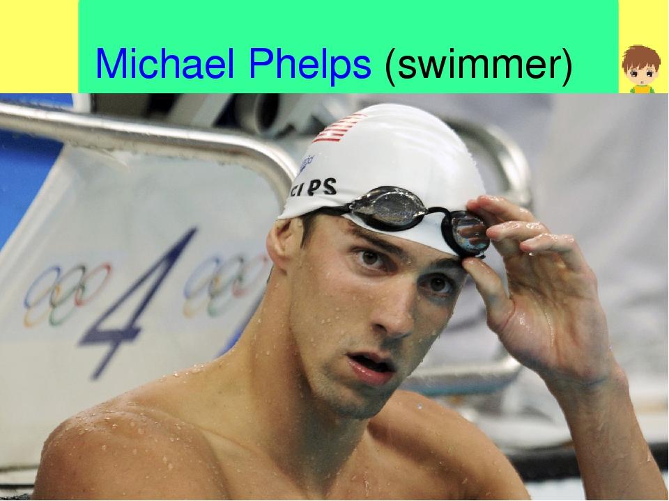 Michael Phelps (swimmer)
