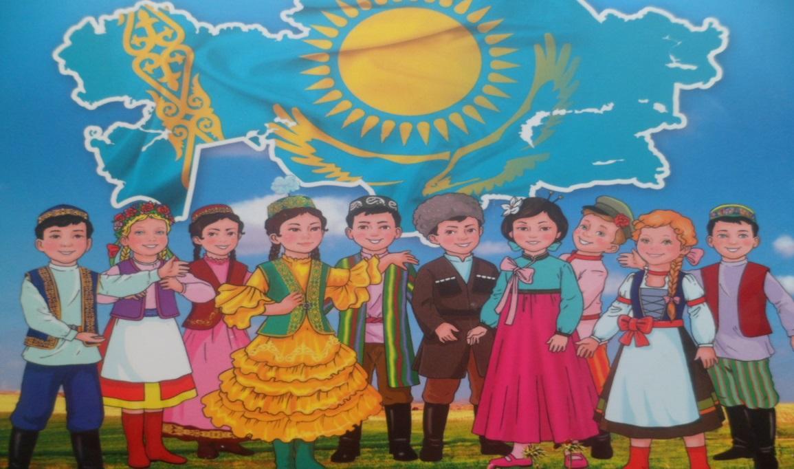 постер на тему казахстан территория мира и дружбы