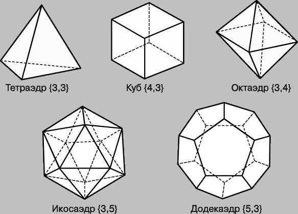 Многогранники в природе реферат по математике 7274