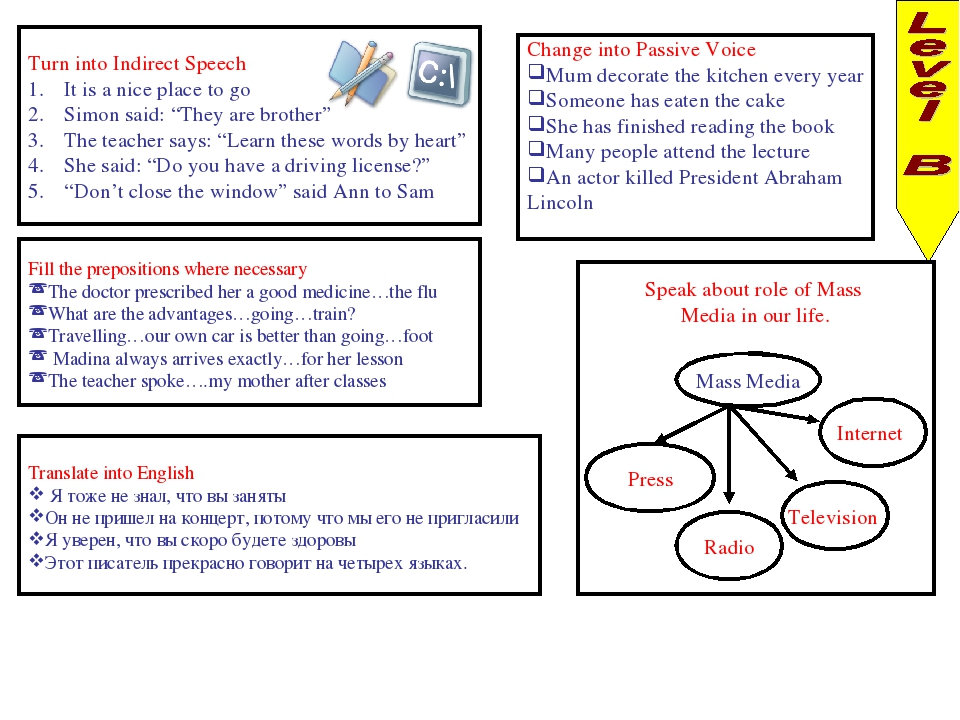 """Turn into Indirect Speech It is a nice place to go Simon said: """"They are bro..."""