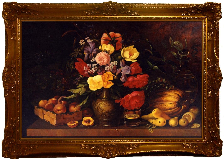 картина цветы и плоды хруцкий родина выпустила
