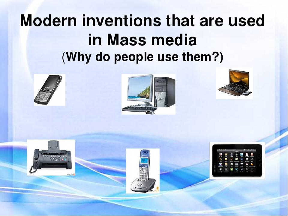 modern invention use and misuse Check out our top free essays on modern inventions to help you write your own essay.