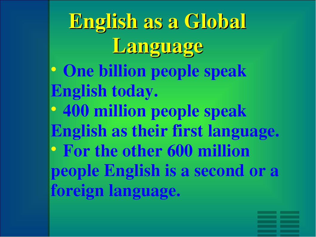 english become the global language english language essay Minority ethnic english english as a global language for more than half a century, immigrants from the indian subcontinent and the west indies have added variety and diversity to the rich patchwork of accents and dialects spoken in the uk.