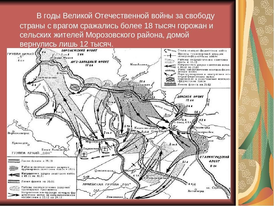 В годы Великой Отечественной войны за свободу страны с врагом сражались боле...