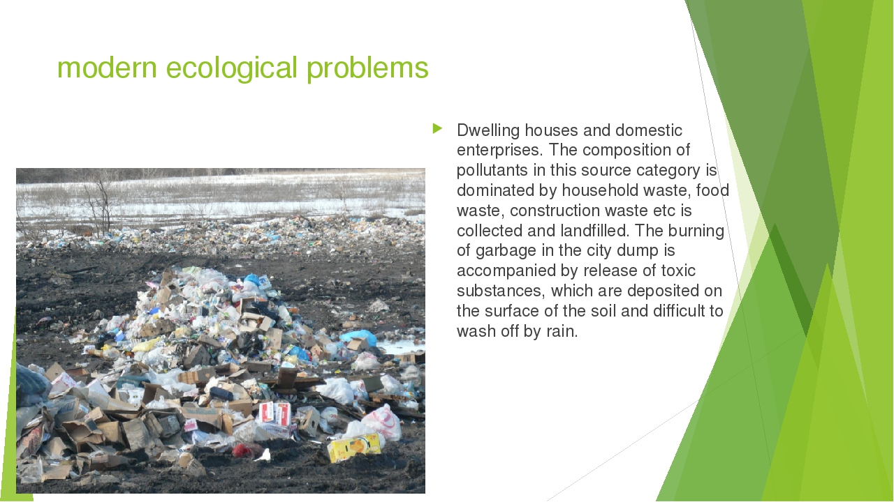 ecological problems ©maggie's earth adventures, llc 2001 using math to make environmental decisions to the teacher: these problems are designed to help students understand that math is.