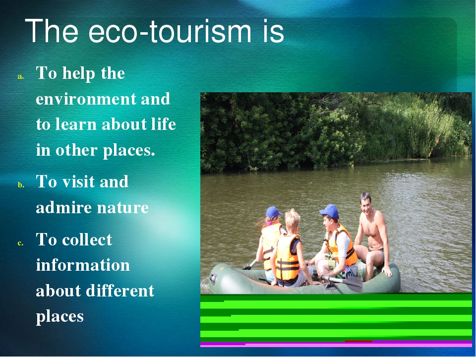foreign literature about ecotourism websites Ecotourism ring,the original ecotourism ring, since 1998, unites genuine ecotourism websites worldwide that promote sustainable, ecologically sound and educational practices.