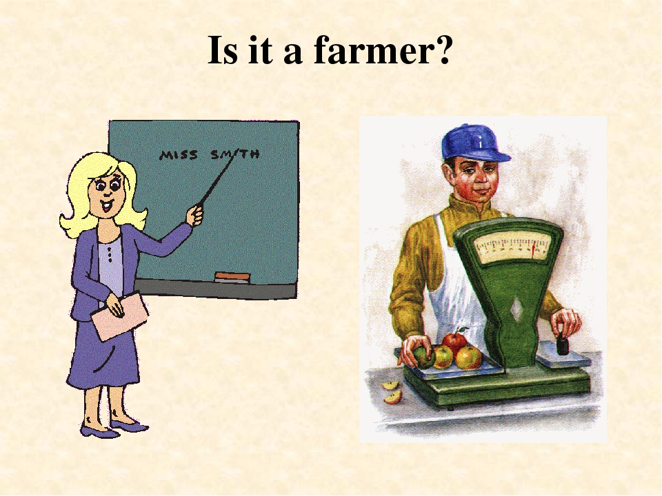 Is it a farmer?