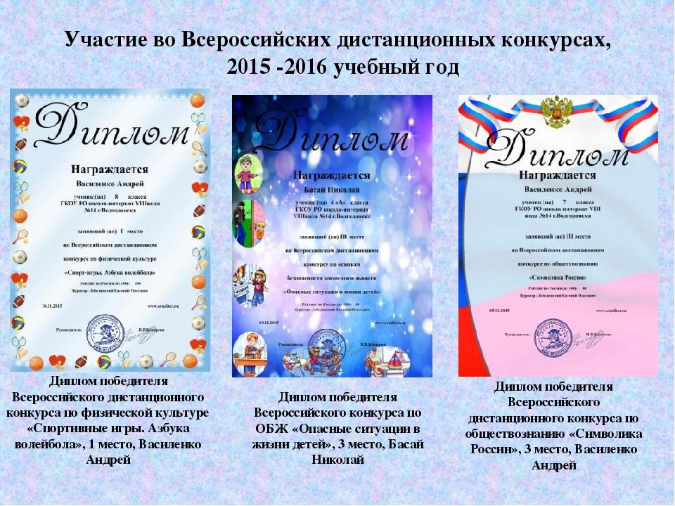 Олимпиады конкурсы дистанционно
