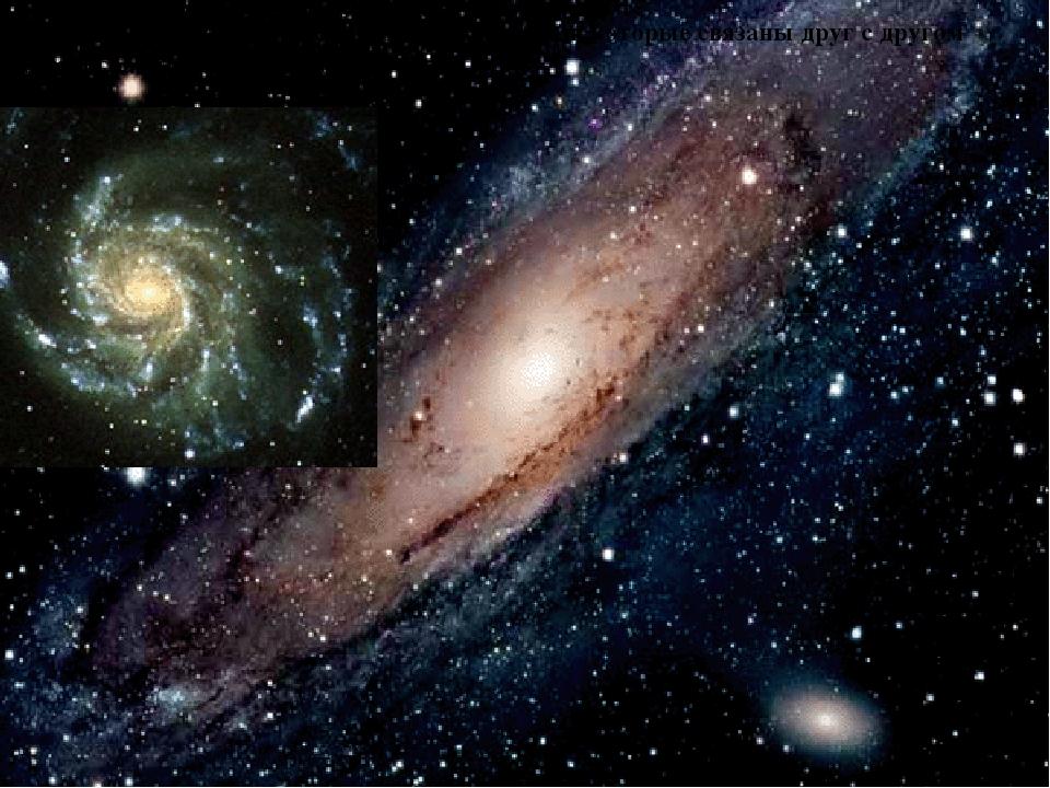 Галактика – это множество звездных систем, которые связаны друг с другом общи...