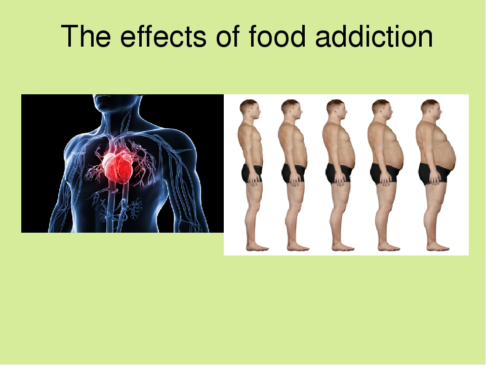 effects of addiction