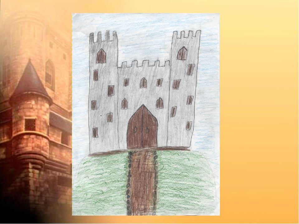Мусоргский старый замок картинки с выставки фрагмент