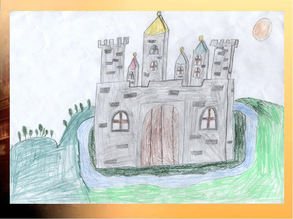 картинка к произведению мусоргского старый замок эру