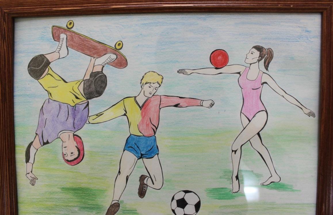 картинки для школы на тему спорта хай