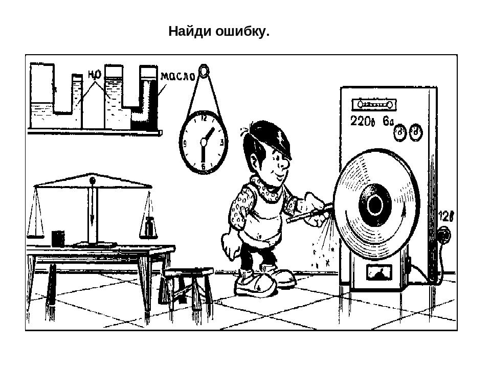 перечислили картинка с ошибками по физике норма манту