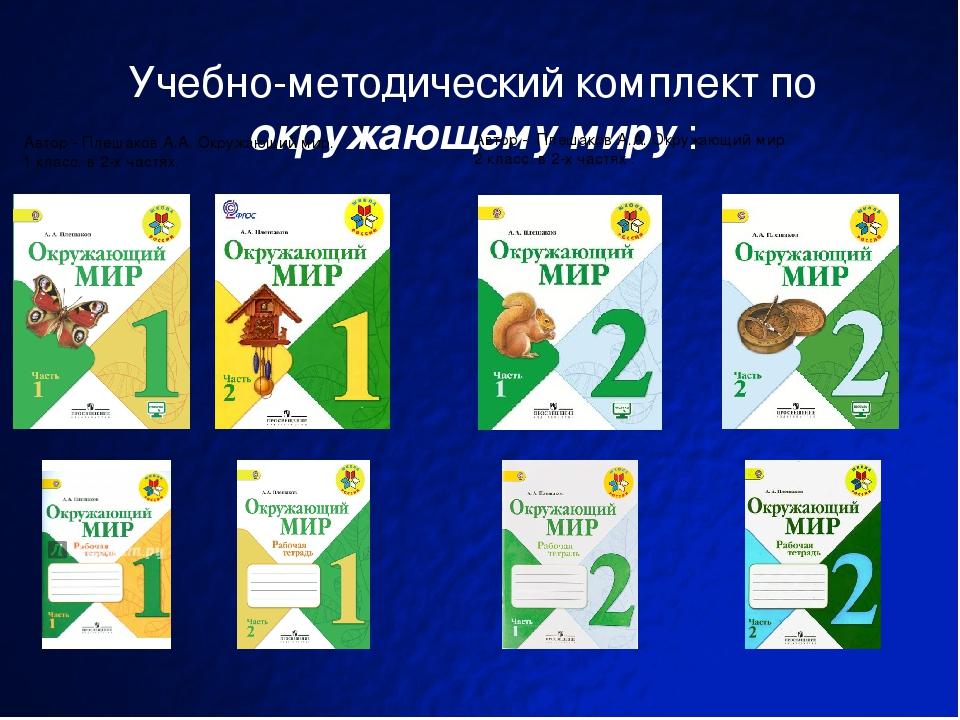 4 школа окружающий россии мир решебники для класса