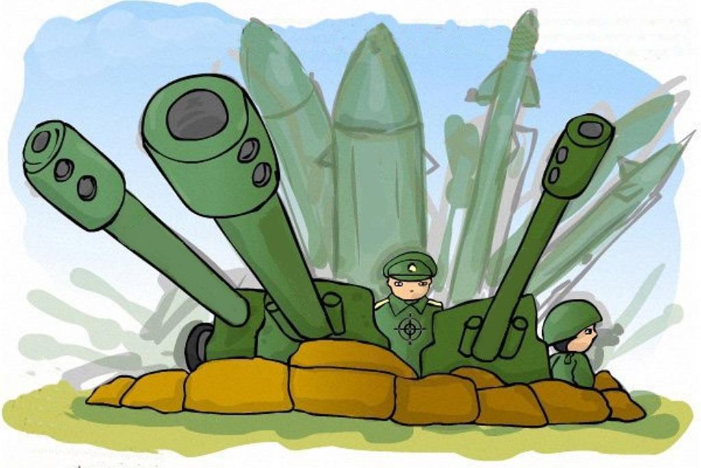 сих прикольные картинки артиллерист урока
