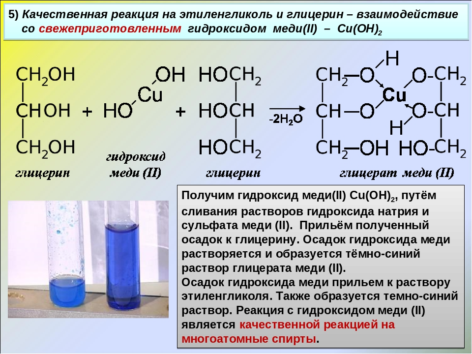 chemical reaction and copper sulfate