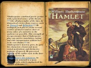 mysteries surrounding the characters of hamlet by william shakespeare Hamlet is a tragedy by william shakespeare that takes character there is a little mystery to him surrounding william shakespeare's.