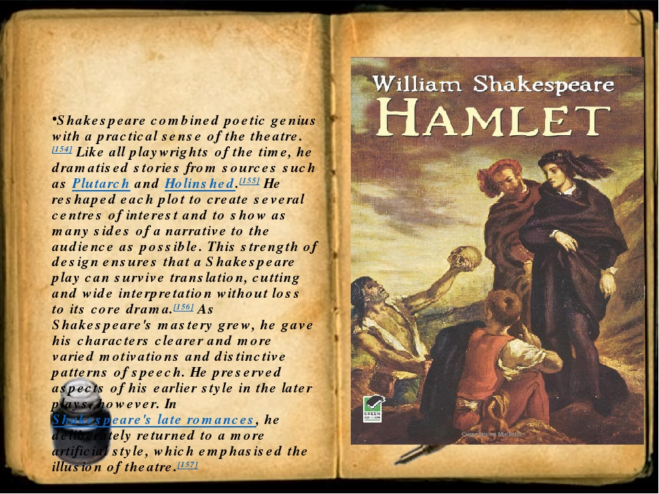 an analysis of the hamlets whatever complex in hamlet a play by william shakespeare Analysis of this speech hamlet has already but i've never found the speech to be deeply complex or layered hamlet is in a what is william shakespeare.