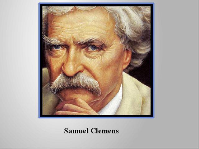 samule clemens
