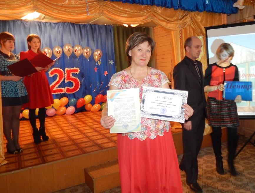 Юбилей центра детского творчества поздравления