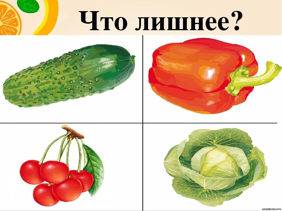 Картинки для детей 2-3 лет овощи, ручной работы