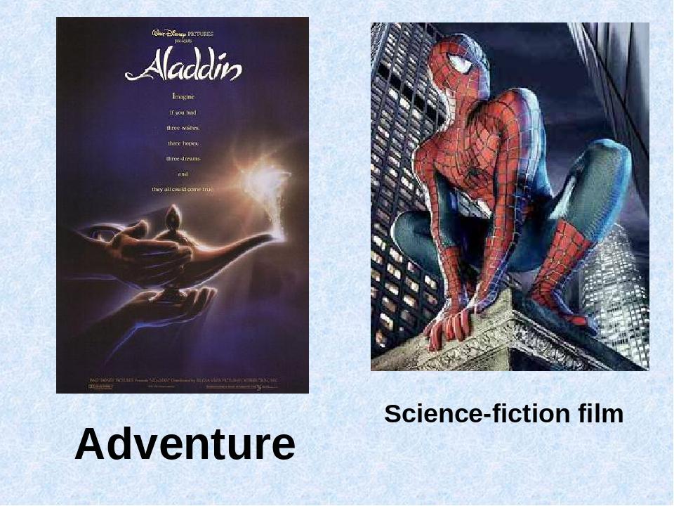 Science-fiction film Adventure