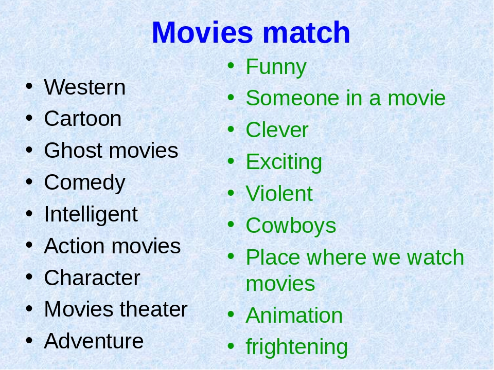 Movies match Western Cartoon Ghost movies Comedy Intelligent Action movies Ch...