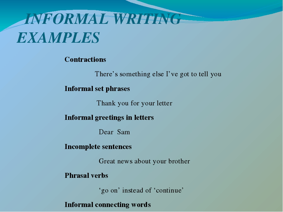 writing examples This introductory video provides examples and instructor commentary of various real world technical documents.