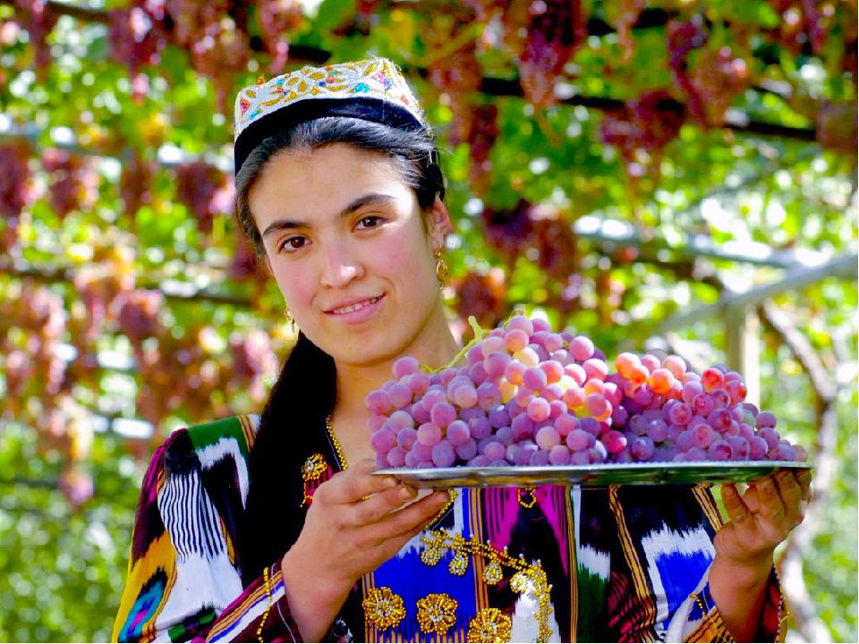 Узбекистан картинки людей