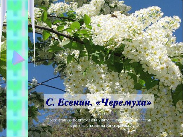 Поздравления добрым, картинки с черемухой с цитатами из стихотворению есенина черемуха