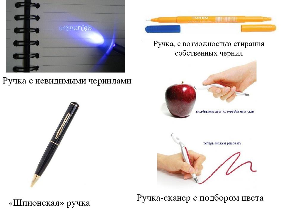 Как сделать чернила для ручки 661