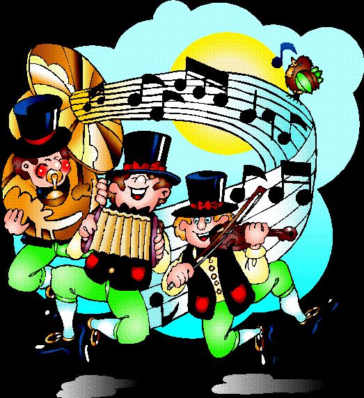 Открытки с музыкантами