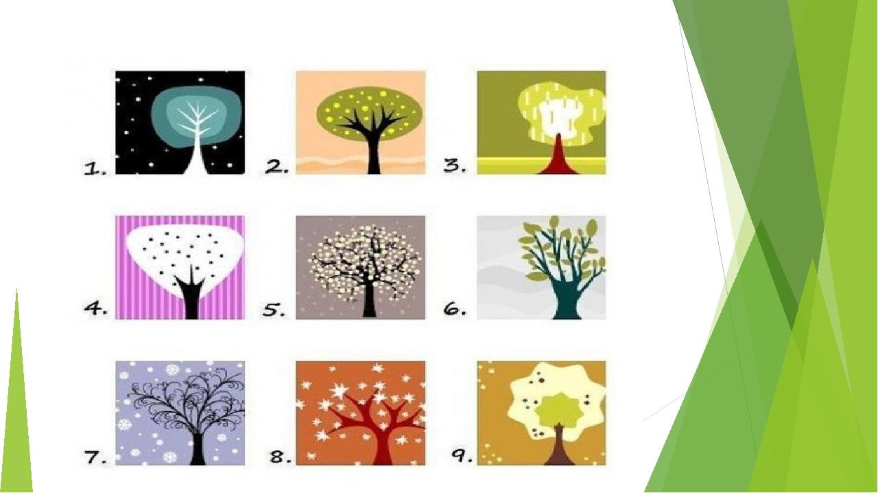 психологические тесты рисунок дерево невинный рыжий