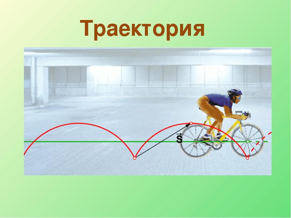 Траектория