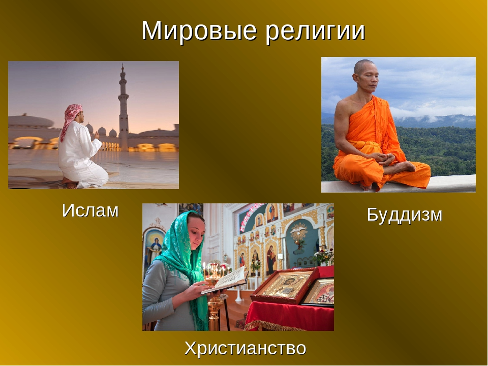 Картинки мировые религии буддизм христианство ислам