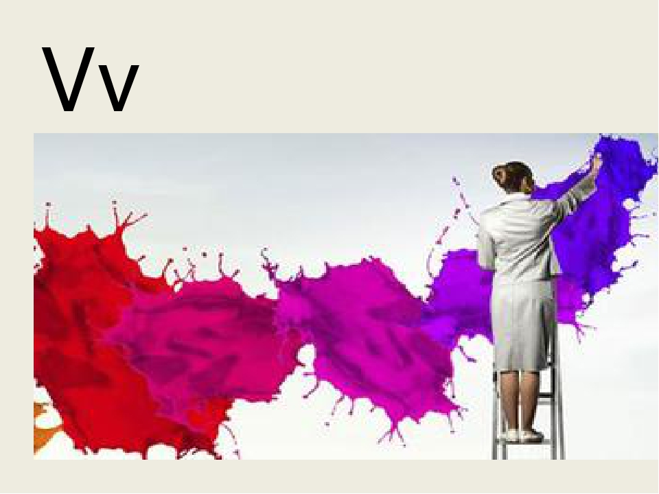 Vv violet