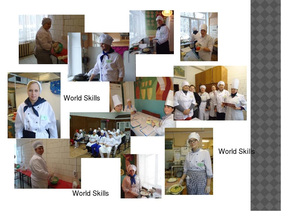 World Skills World Skills World Skills Участники конкурса World Skills