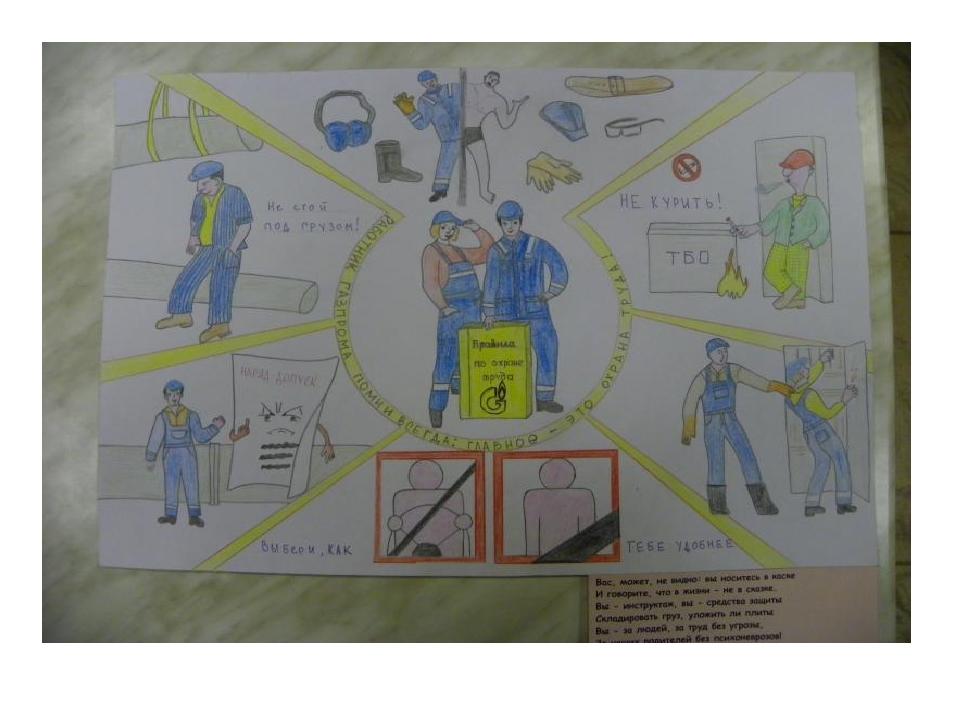 Картинки на тему охрана труда и техника безопасности
