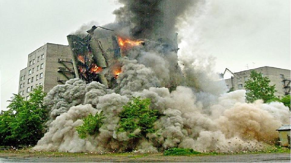 Картинки техногенной аварии