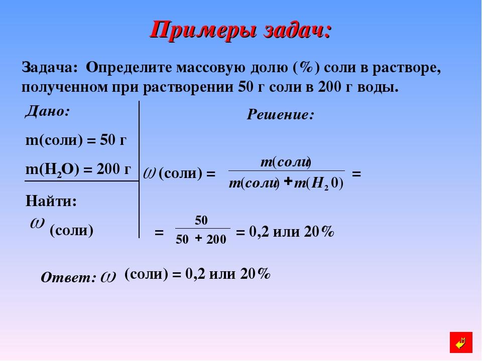 Химия 9 класс решение задач на примере задачи с решениями кодирование графической информации