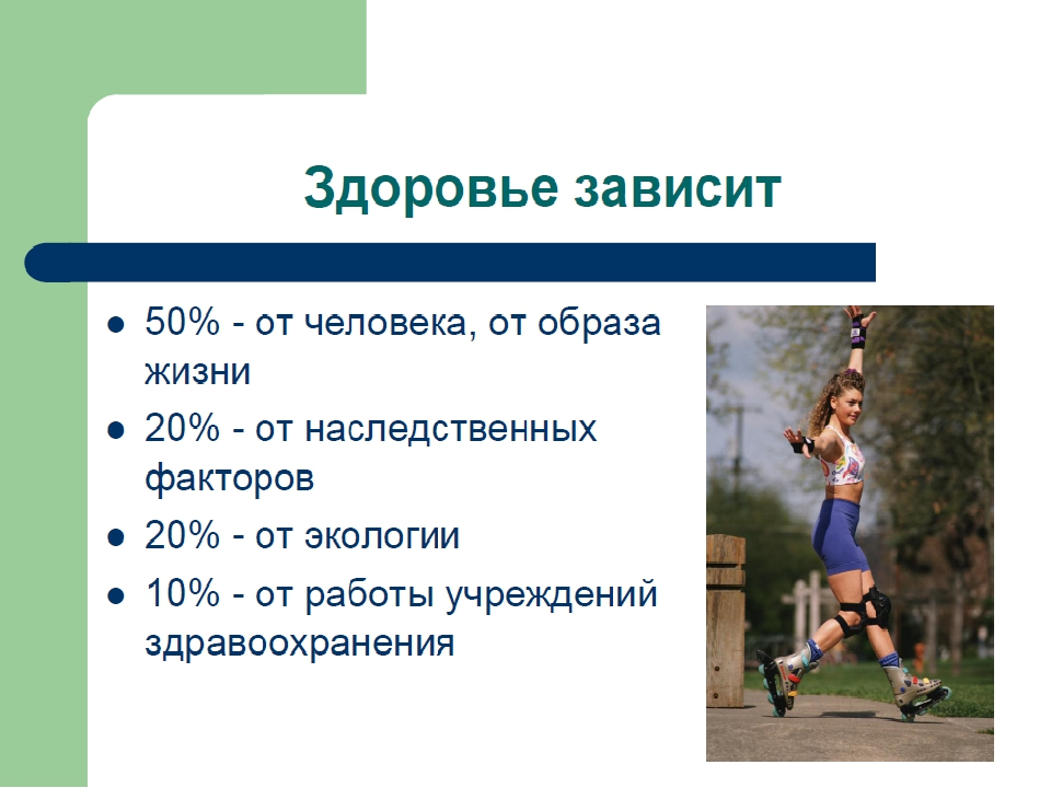 Реферат с картинками на тему здоровый образ жизни