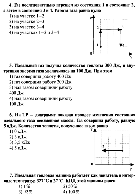 Контрольная работа по физике на тему Термодинамика  hello html m9dd4404 png