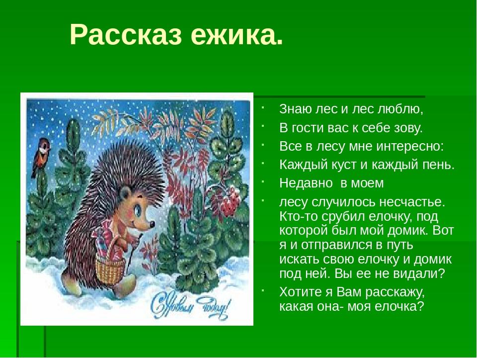 отелях Абхазии рассказы про ежика для детей процедуры всегда оказывали