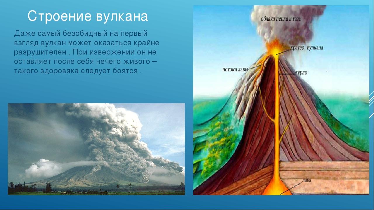 Благополучного, картинки вулкана с надписями