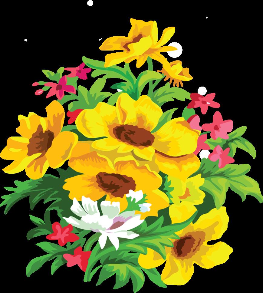 Картинки, букетик цветов картинки для детей