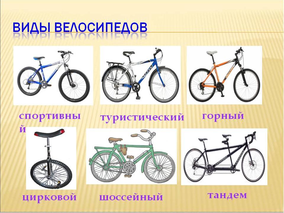 поиск велосипеда по картинками