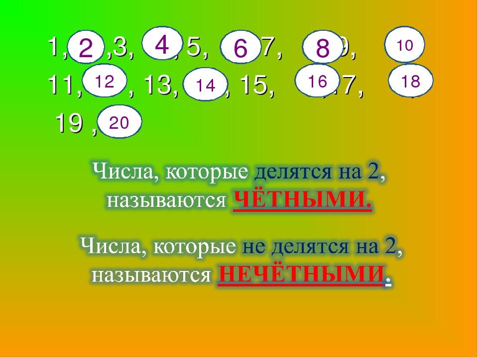 1, ,3, , 5, , 7, , 9, , 11, , 13, , 15, ,17, , 19 , 2 12 10 8 6 4 14 16 18 20