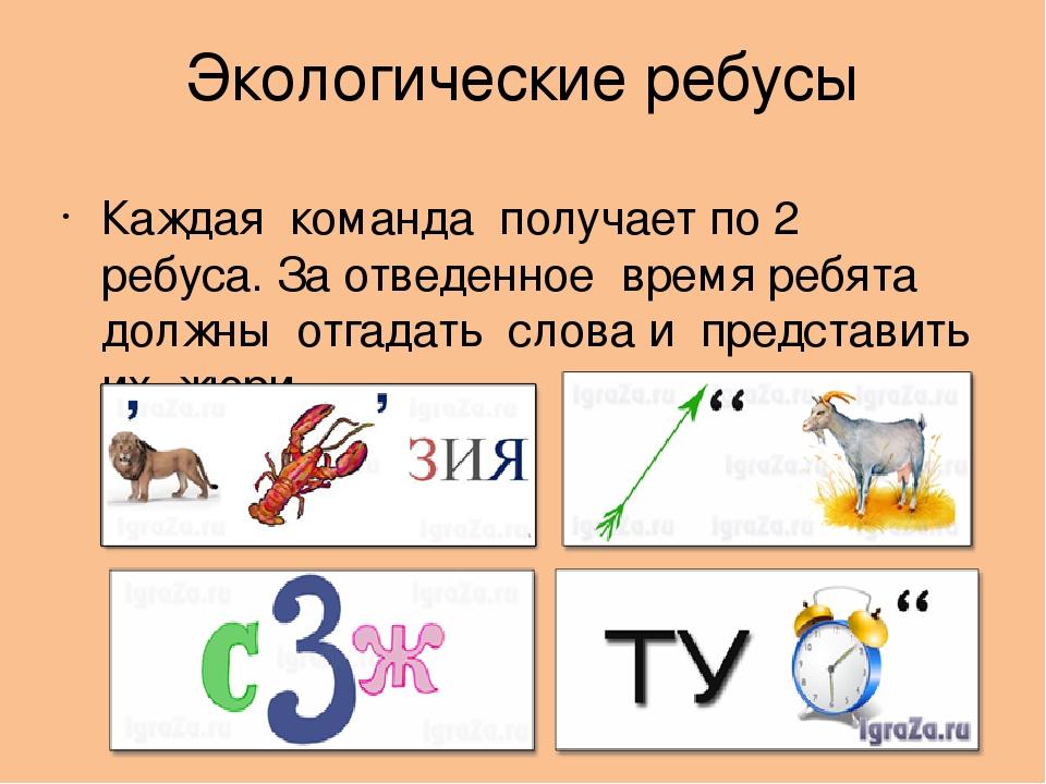 Экологические загадки в картинках для дошкольников с картинками