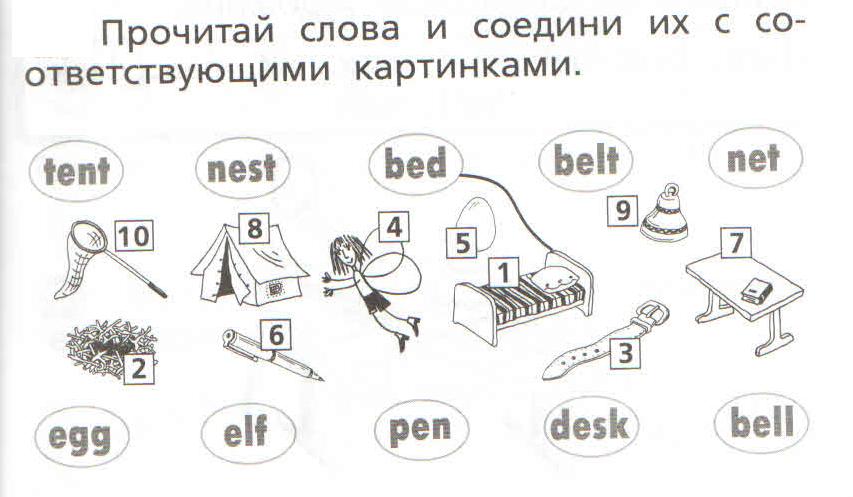 проверочные работы по английскому 3 класс афанасьева